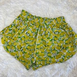 RARE Will the Wave Lemon Surf Shorts by Lululemon